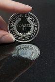 Executive Decision Maker Coin 2
