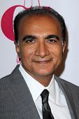 LOS ANGELES - OCT 29:  Iqbal Theba arrives at the Casting Society of America Artios Awards at Beverl