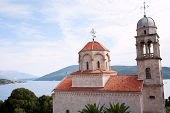 Serb Orthodox Savina monastery in Montenegro, Europe