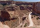 Canyonlands Shafer Trail Overlook