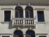 Detail Of A Beautiful Facade