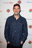 LOS ANGELES - JAN 5:  Tony Hale at the BCS National Championship Party at Pasadena Convention Center