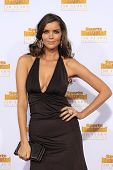 LOS ANGELES - JAN 14:  Natasha Barnard at the 50th Sports Illustrated Swimsuit Issue at Dolby Theatr
