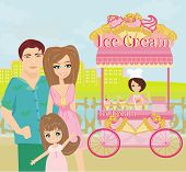Ice Cream Mobile Shop