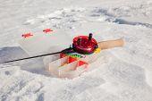 Ice Fishing Rod
