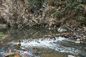 image of groundwater  - Environmental pollution in the Himalayas - JPG