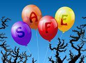 Balloons Safe