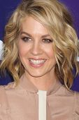 LOS ANGELES - JAN 19:  Jenna Elfman at the NBC TCA Winter 2014 Press Tour at Langham Huntington Hote