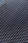 Metal texture close-up