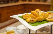 Traditional Malay Kuih Or Pastry