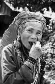 Old Karen Tribe Women.