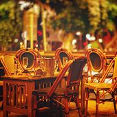 Night Street Cafe