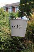 Peg Bucket
