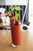 Bloody Mary Drink