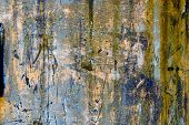 Old Grungy Weathered Metal Texture