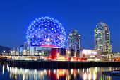 Vancouver Science World, BC, Canada