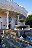 Amir Timur museum in Tashkent