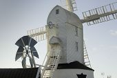 Saxtead Green Windmill