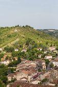 The View From Cordes-sur-Ciel