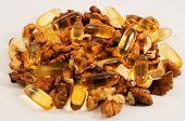 omega 3 and walnuts raw food