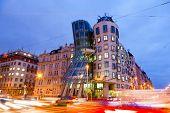 Dancing House, New Town, Prague, Czech Republic
