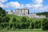 Gothic Castle Cesky Sternberk, Czech Republic