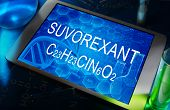 the chemical formula of suvorexant
