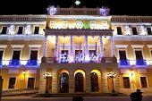 Town Hall Lights