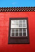 Architectural detail in San Cristobal de La Laguna,Tenerife, Canary Islands
