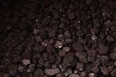 Heap of coal