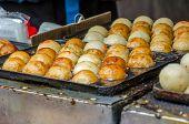 Takoyaki, Ball-shaped Japanese Snack