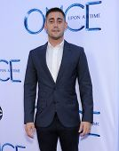 LOS ANGELES - SEP 21:  Michael Socha arrives to the