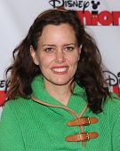 LOS ANGELES - OCT 18:  Ione Skye arrives to the