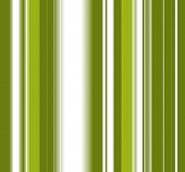 Illustration Of Green White Striped Pattern - Seamless