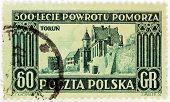 Torun Stamp