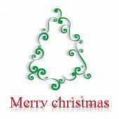 Christmas Tree Vector 64