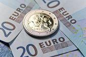 Lithuanian New Euro Money