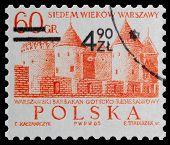 Gothic-renaissance Castle