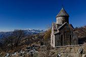 Tsakhats Kar monastery
