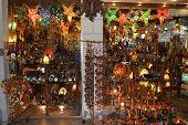 Egyptian souvenir shop