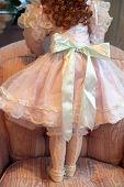 Gorgeous Victorian Porcelain Doll