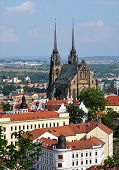 cathedral city of Brno, Czech Republic, Europe