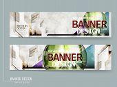 Modern Banner Template Brochure