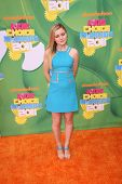 LOS ANGELES - APR 2:  Lorraine Nicholson arrives at the 2011 Kids Choice Awards at Galen Center, USC