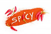Red Spicy Chillies