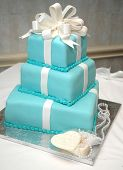 Formal Birthday Cake