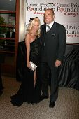 LOS ANGELES - APR 15:  Jenna Jameson, Tito Ortiz attending the 2011 Toyota Grand Prix Charity Ball a