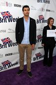 LOS ANGELES - APR 26:  Phillip Rhys arriving at the 5th Annual BritWeek Launch Party at British Cons