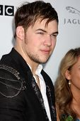 LOS ANGELES - APR 26:  James Durbin arriving at the 5th Annual BritWeek Launch Party at British Cons