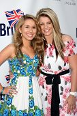 LOS ANGELES - APR 26:  Haley Reinhart, Lauren Alaina arriving at the 5th Annual BritWeek Launch Party at British Consul General's residence on April 26, 2011 in Los Angeles, CA..